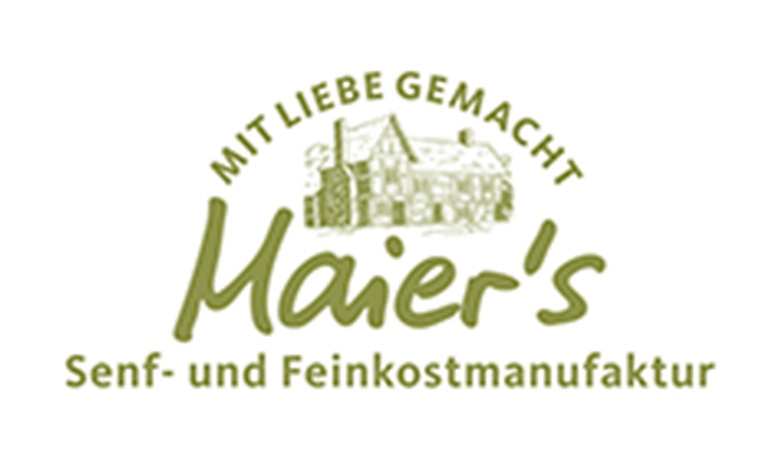 Maier's Senf- und Feinkostmanufaktur Logo