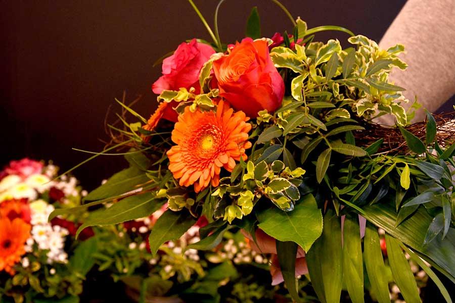 Blumen und Floristik im REWE in Backnang